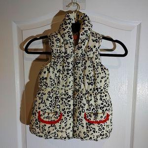 Small girls Puffy Vest
